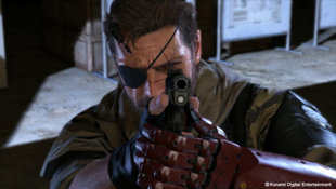METAL GEAR SOLID V: The Phantom Pain Screenshot 11