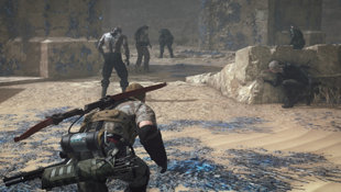 Metal Gear Survive Screenshot 8