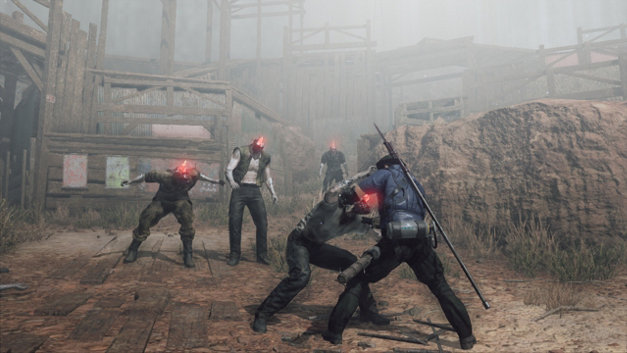 METAL GEAR SURVIVE Screenshot 7