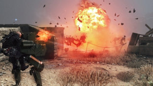 METAL GEAR SURVIVE Screenshot 9
