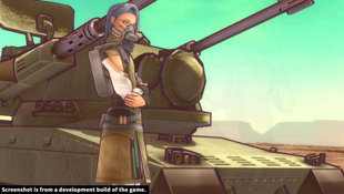 METAL MAX Xeno Screenshot 2