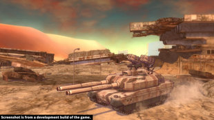 METAL MAX Xeno Screenshot 5