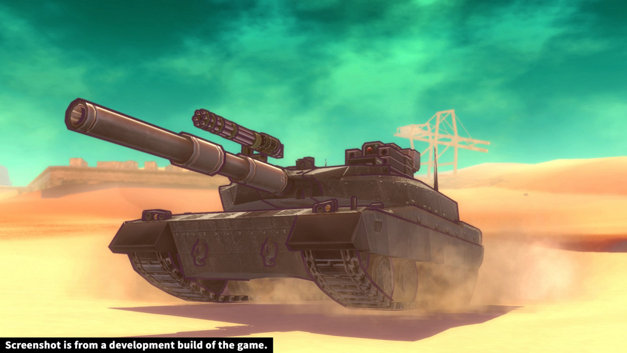 METAL MAX Xeno Screenshot 4
