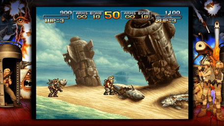 METAL SLUG 3 Trailer Screenshot