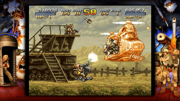 Metal Slug 3 Screenshot 4