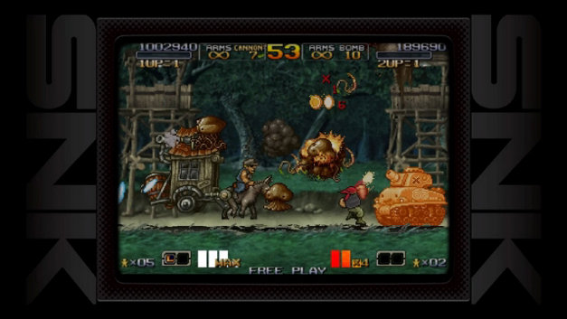 METAL SLUG ANTHOLOGY™ Screenshot 1