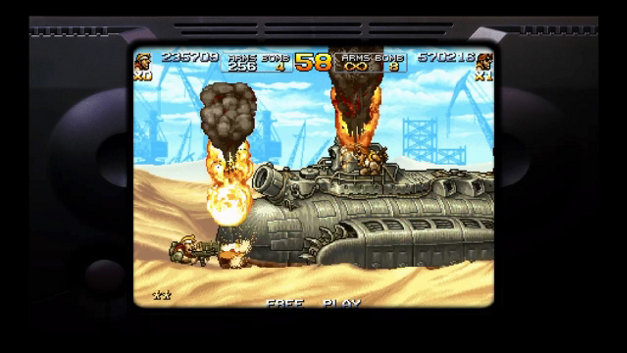 METAL SLUG ANTHOLOGY™ Screenshot 7