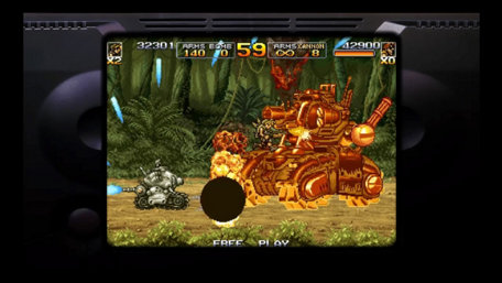 METAL SLUG ANTHOLOGY™ (PS2) Trailer Screenshot