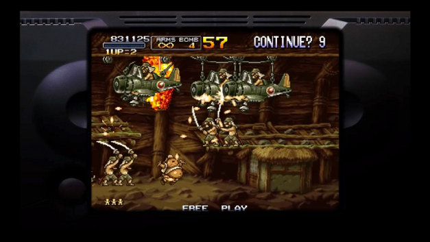 METAL SLUG ANTHOLOGY™ Screenshot 4