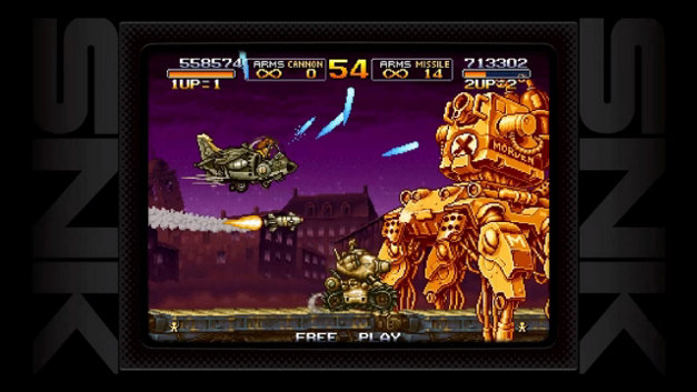 METAL SLUG ANTHOLOGY™ Screenshot 10