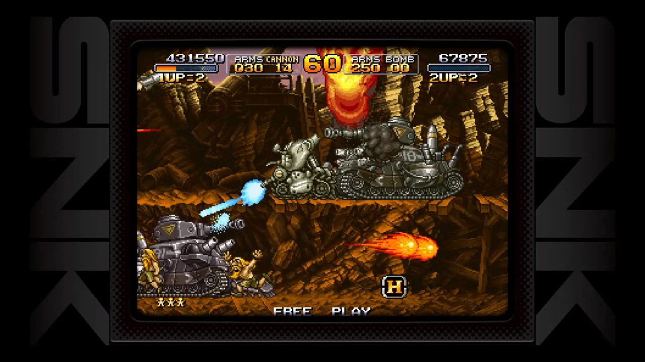 Metal slug psp cso download.