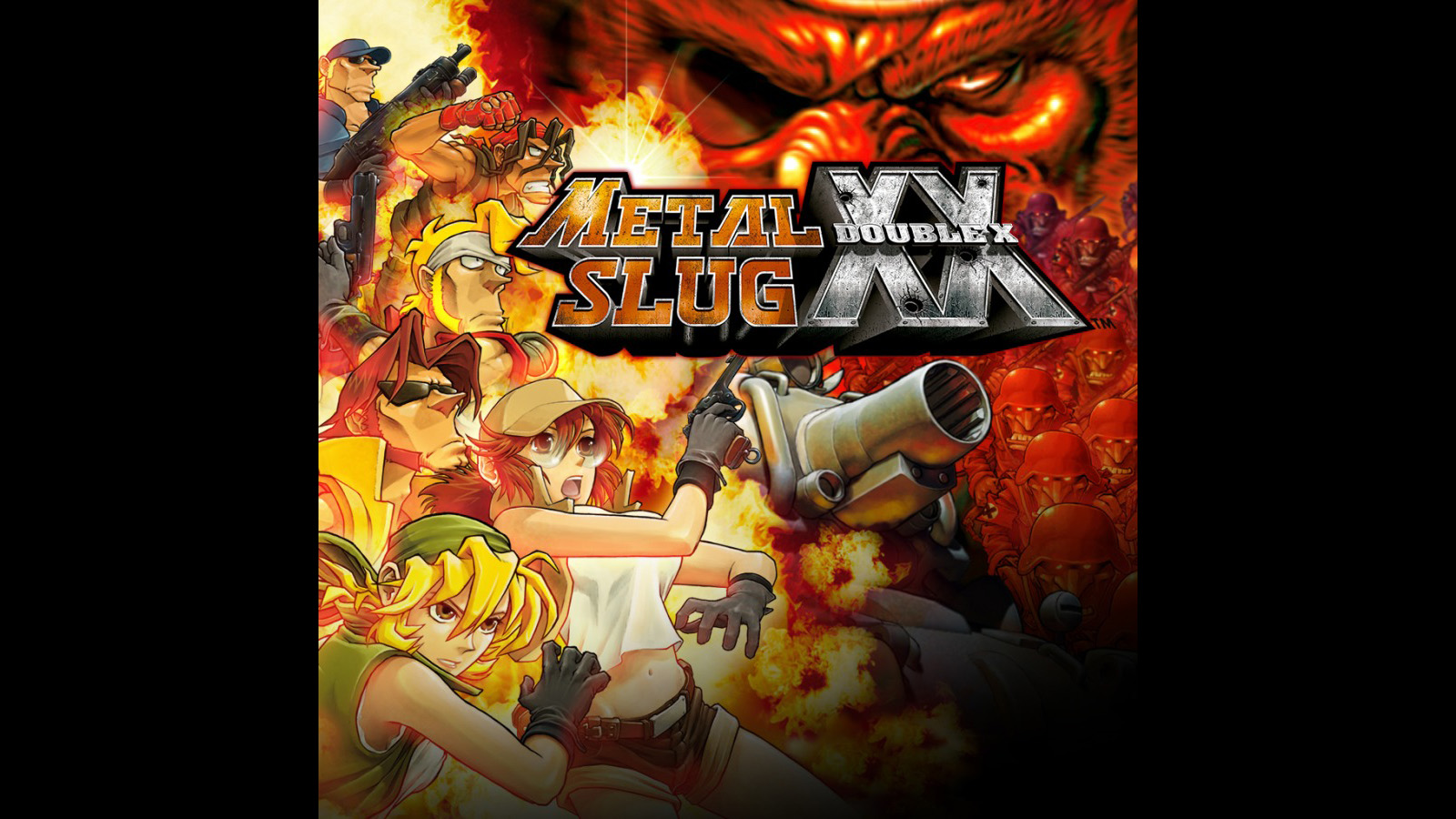 Metal Slug Xx Game Ps4 Psp Game Playstation