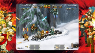 Metal Slug XX Screenshot 2