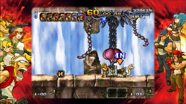 Metal Slug XX Screenshot 10