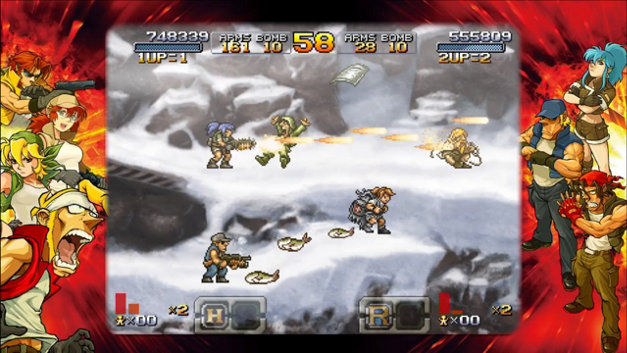 Metal Slug XX Screenshot 4
