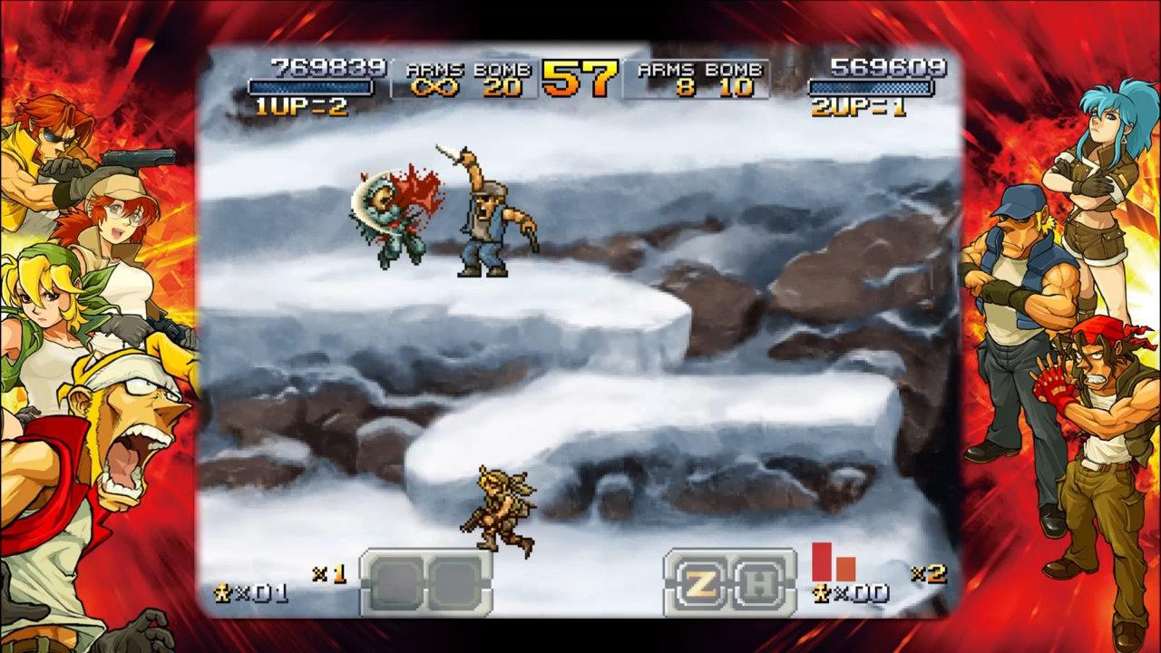Metal Slug XX Game | PS4 & PSP Game - PlayStation