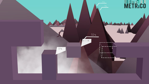 Metrico Screenshot 1