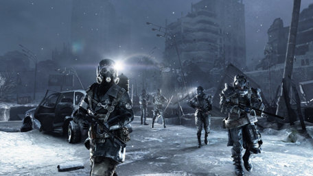 Metro 2033 Redux Trailer Screenshot