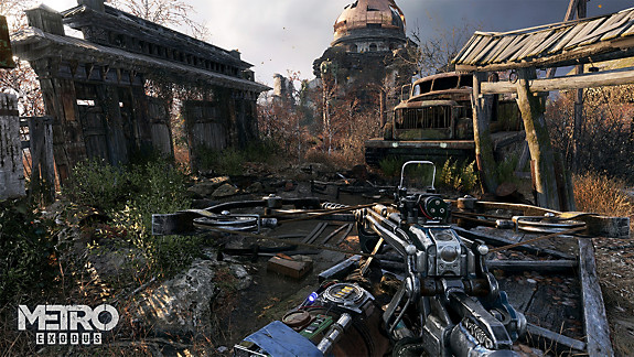 Metro Exodus screenshot