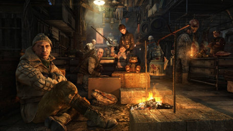 Metro: Last Light Redux Trailer Screenshot