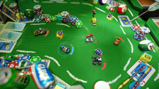 Micro Machines World Series Screenshot 2