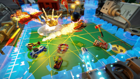 Micro Machines World Series Trailer Screenshot