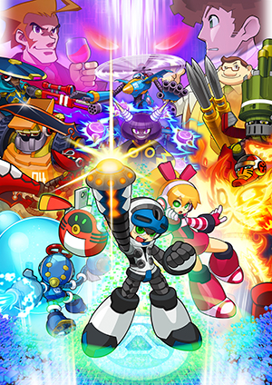 Mighty No  9 Game | PS3 - PlayStation