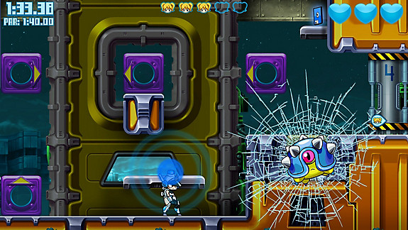 Mighty Switch Force! Collection - Screenshot INDEX