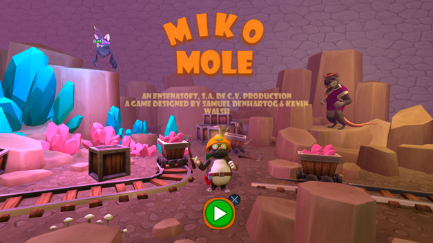 Miko Mole Screenshot 1