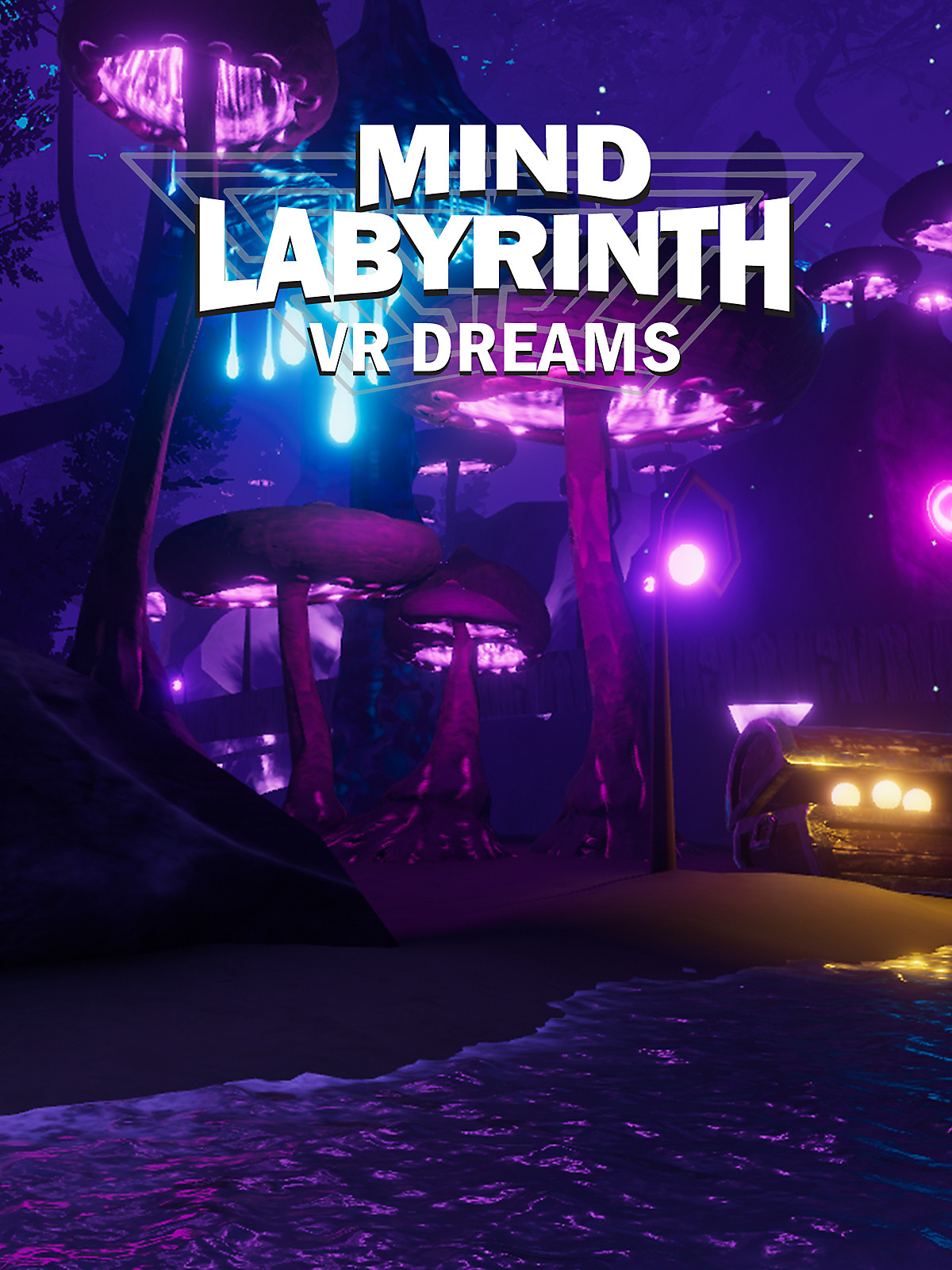 Mind labyrinth VR