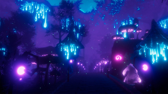 Mind Labyrinth VR Dreams - Screenshot INDEX