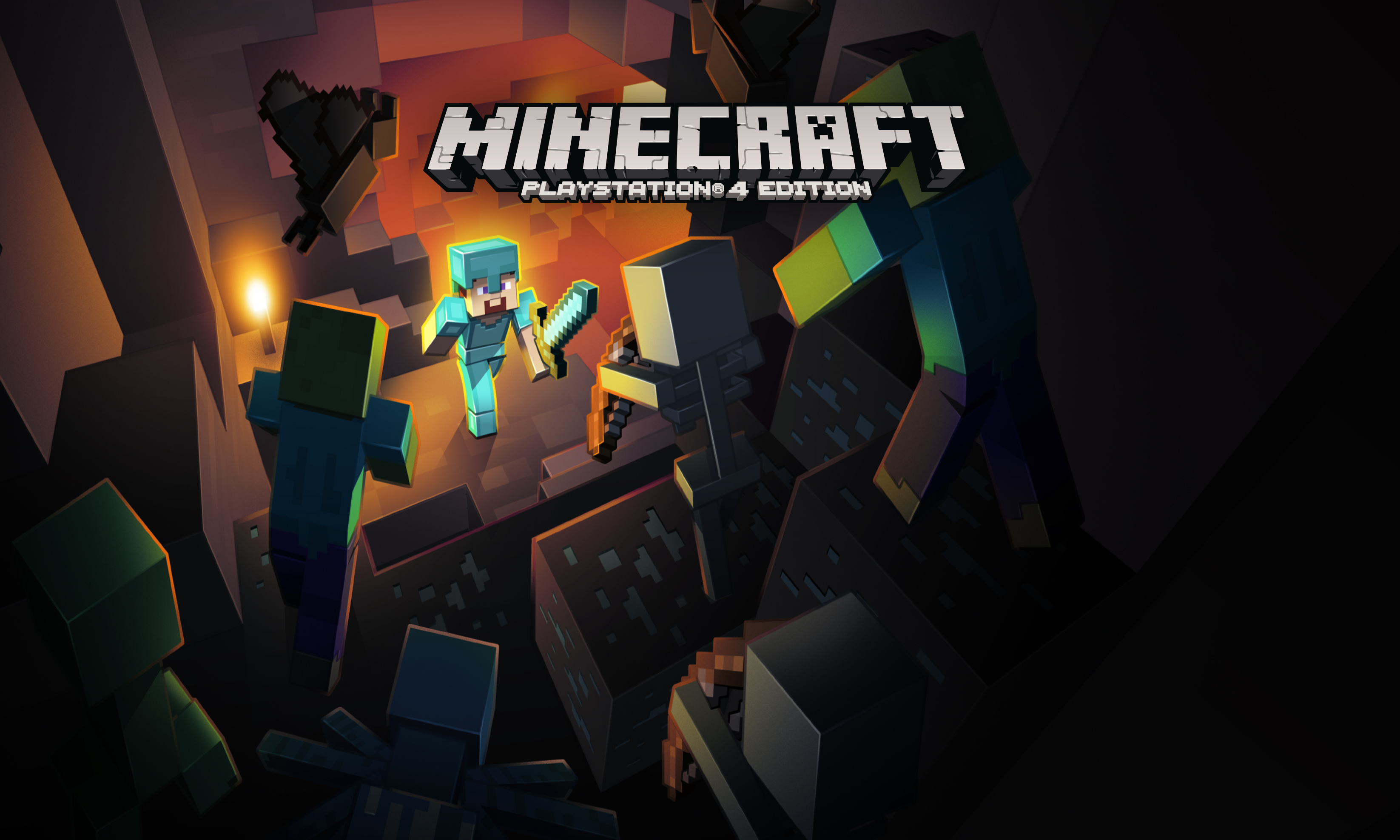 Minecraft Game | PS4 - PlayStation