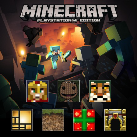 Minecraft Game PS PlayStation - Minecraft explore spiele