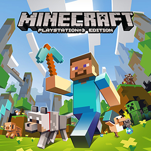 Minecraft Game PS PlayStation - Minecraft spielen auf laptop