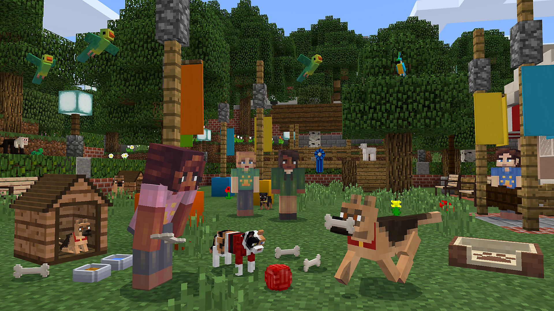 Minecraft Game Ps4 Playstation