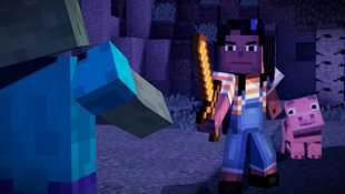 Minecraft: Story Mode - Episode 1: The Order of the Stone Screenshot 3