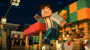 Minecraft: Story Mode - Episode 1: The Order of the Stone Screenshot 5