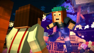 Minecraft: Story Mode - Episode 1: The Order of the Stone Screenshot 6