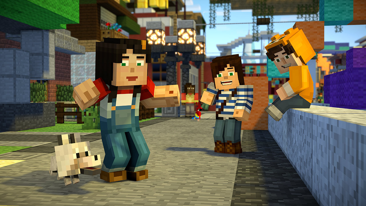 Minecraft: Story Mode - Season Two Game | PS4 - PlayStation