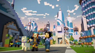 Minecraft: Story Mode - Saison 2 Screenshot 2