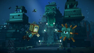 Minecraft: Story Mode - Season Two Screenshot 3
