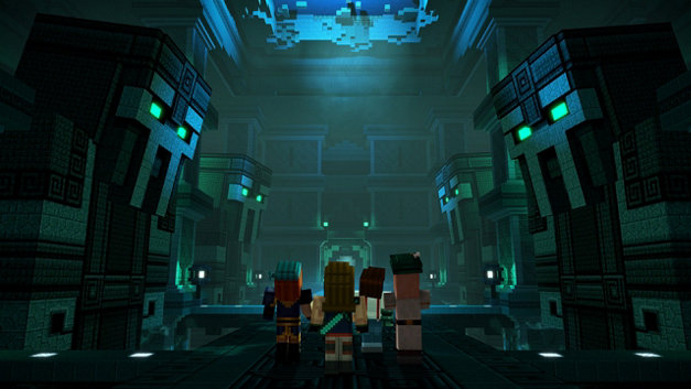 Minecraft: Story Mode - Saison 2 Screenshot 4