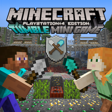 Minecraft Game PS PlayStation - Minecraft online spielen auf pc