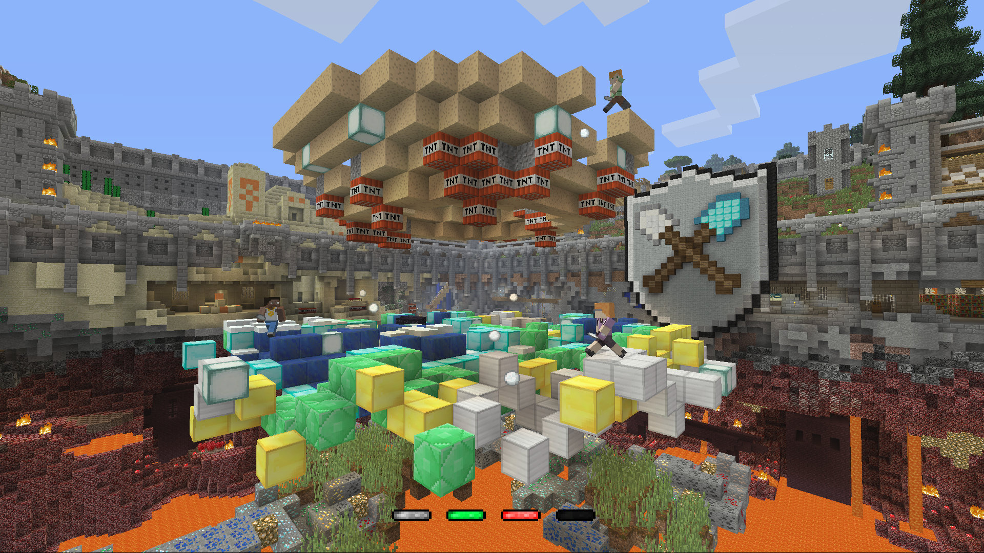 minecraft multiplayer para pc download