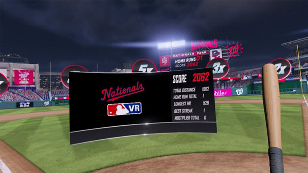 MLB Home Run Derby VR Screenshot 4
