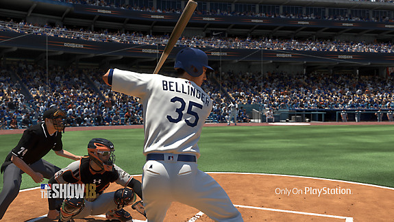 MLB® The Show 18™ - Screenshot INDEX