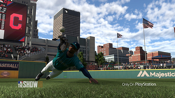MLB® The Show 18™ screenshot