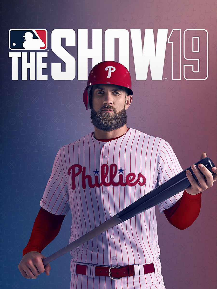 MLB The Show Digital Deluxe Edition Art