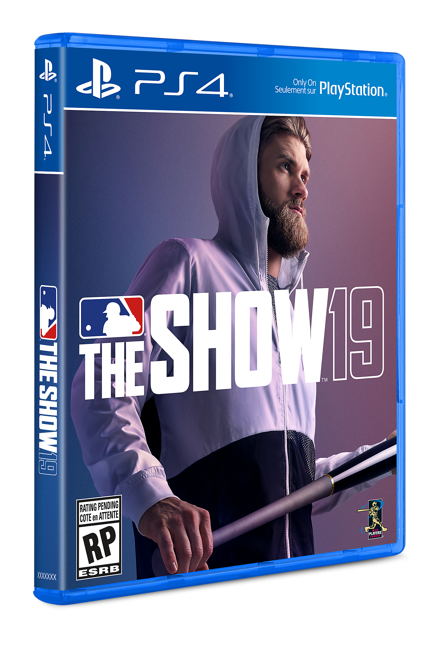 MLB The Show 19 Pack Shot (Angled)