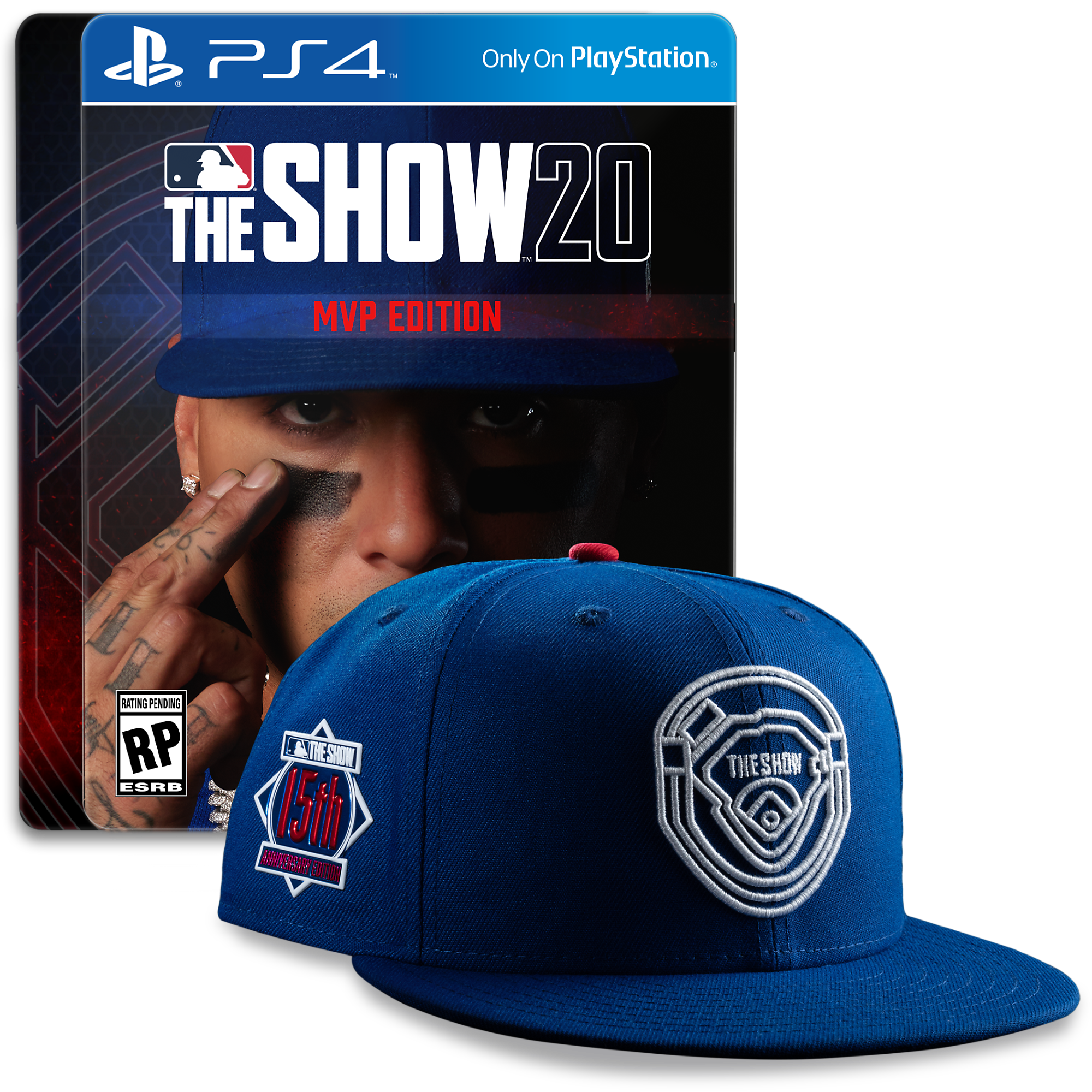 MLB The Show 20 15th Anniversary Edition Store Art